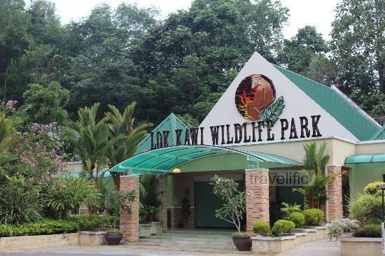 lok-kawi-wildlife-park